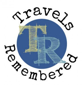 Travels Remembered – Logo