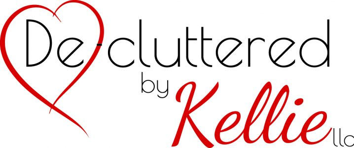 De-cluttered by Kellie – Logo