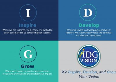 IDG Vision Consulting & Training